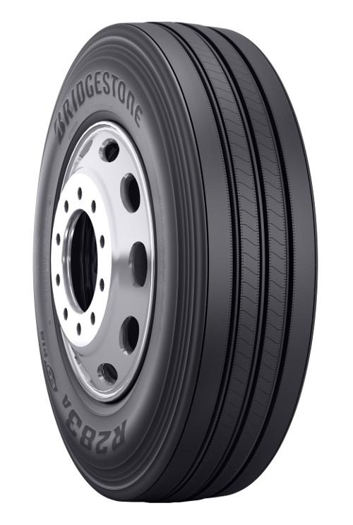 295/75R22.5 Bridgestone R283A Ecopia Commercial Truck Tire ...