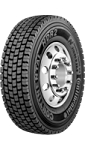 315/80R22.5 Continental HDR2 Commercial Truck Tire (20 Ply)
