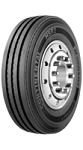 285/75R24.5 Continental HSR2 Commercial Truck Tire (16 Ply)