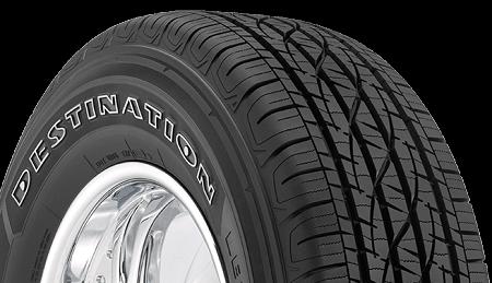 Yokohama All Season Tires >> 235/50R19 Firestone Destination LE2 SUV and Light Truck Tire (99H)