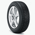 215/55RF17 Bridgestone Driveguard All Season Tire (94V)