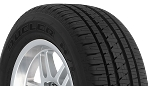 P255/50R19 Bridgestone Dueler Alenza Plus SUV and Light Truck Tire (107W)