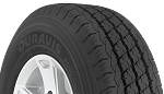 LT265/70R17 Bridgestone Duravis R500 HD Light Truck Tire