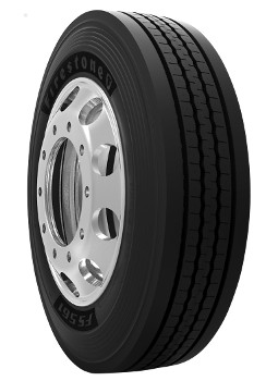 10r22 5 firestone fs561 commercial truck tire 14 ply. Black Bedroom Furniture Sets. Home Design Ideas