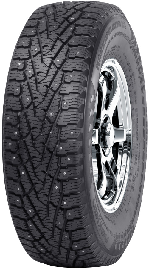 Nokian All Weather Tires >> LT265/75R16 Nokian Hakkapeliitta LT2 Light Truck Tire (LRE) (Studded)