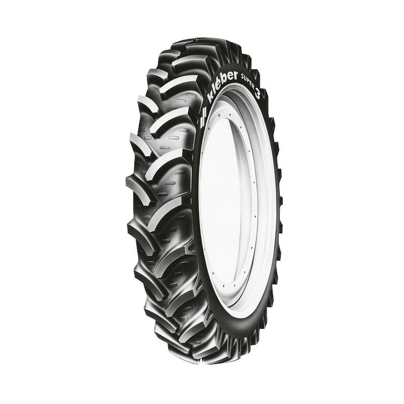 230 95r32 Kleber Super 3 Narrow Radial Tractor Tire 9 5r32