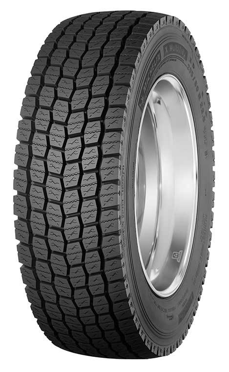 Yokohama All Season Tires >> 295/60R22.5 Michelin X MULTIWAY XD Commercial Truck Tire (18 Ply)