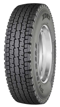 11R24.5 Michelin XDN2 Commercial Truck Tire (14 Ply)