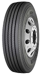 225/70R19.5 Michelin XZE Commercial Truck Tire (14 Ply)