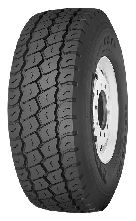 385 65r22 5 michelin xzy3 commercial truck tire 18 ply. Black Bedroom Furniture Sets. Home Design Ideas