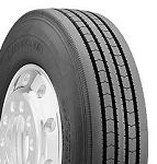 225/70R19.5 Bridgestone R250F Commercial Truck Tire (14 Ply)