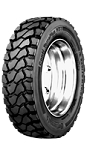225/70R19.5 Continental TerraPlus HD3 On/Off Road Commercial Truck Tire