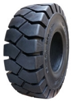 6.50x10 (5.0) Advance OB-501 Solid Forklift Tire