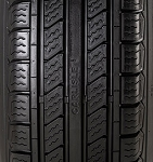 ST205/75R15 Carlisle Radial Trail HD Trailer Tire and Wheel (LRC) (5 Lug)
