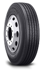 295/75R22.5 Dayton D415T Commercial Trailer Tire (14 Ply)