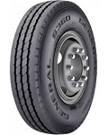 11R22.5 General S360 Commercial Truck Tire (16 Ply)