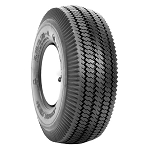 3.50-4 and 4.10-4 Greenball Sawtooth Tire (4 Ply)