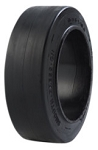 16x5x10-1/2 Advance Press On Band Forklift Tire (Smooth)