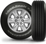 P245/70R16 BFGoodrich Long Trail T/A Touring Tire (106T)
