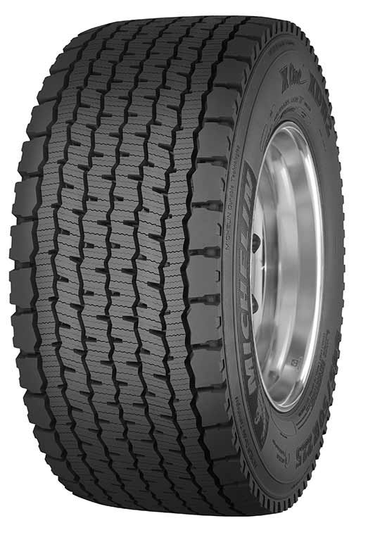 445 50r22 5 Michelin X One Xdn2 Commercial Truck Tire 20 Ply