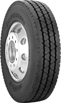 bridgestone  commercial truck tire  ply