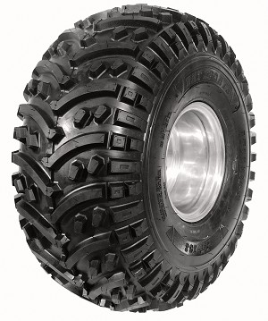 25x12.00-10 BKT AT108 ATV Tire (6 Ply)