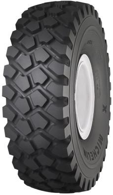 395 85r20 Michelin Xzl Tire 18 Ply Tl