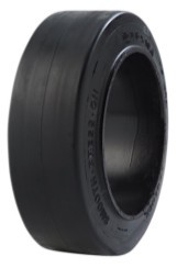 16x6x10-1/2 Advance Press On Band Forklift Tire (Smooth)