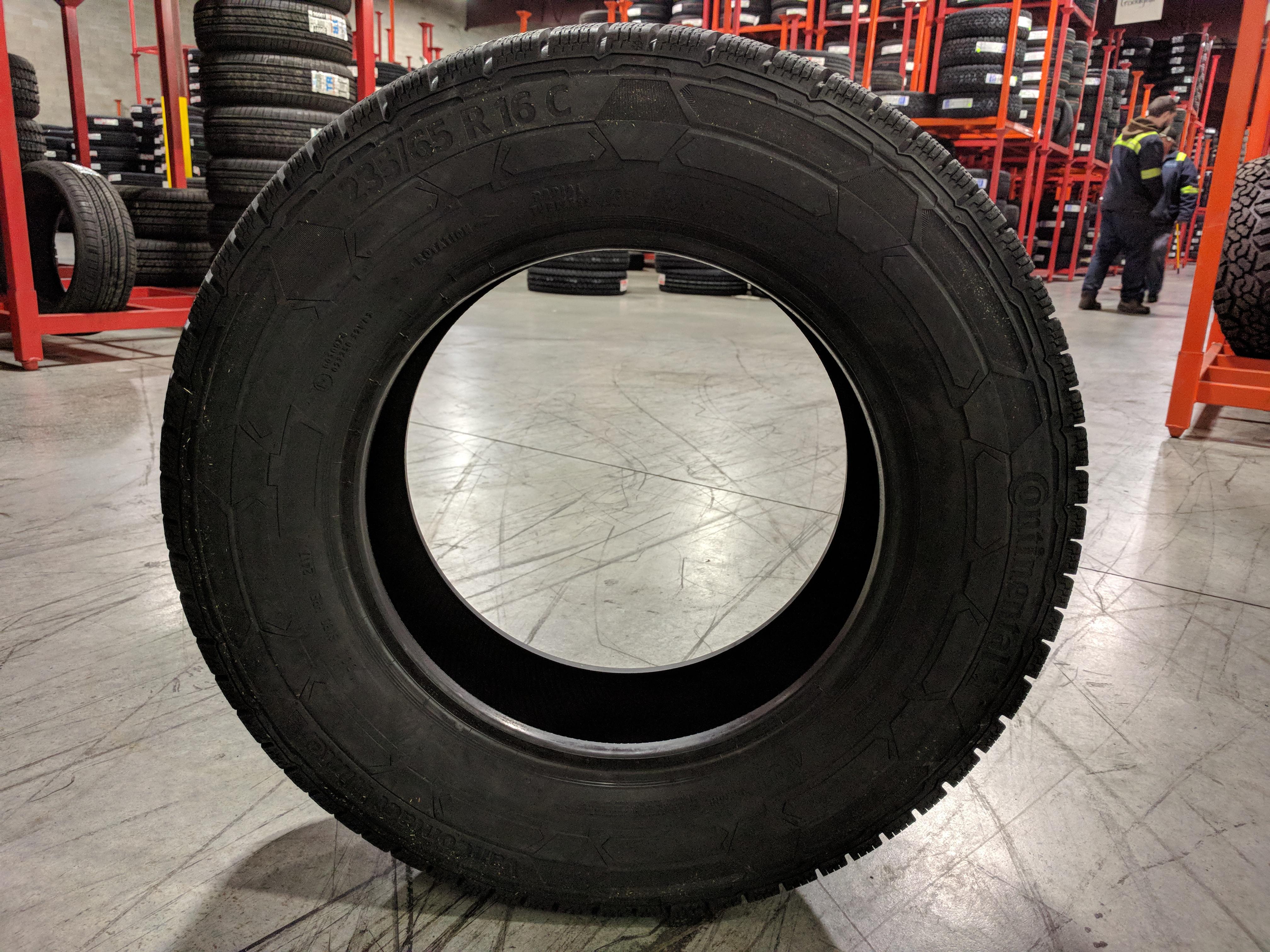 235 65r16c Continental Vancontact Winter Tire 112 119r