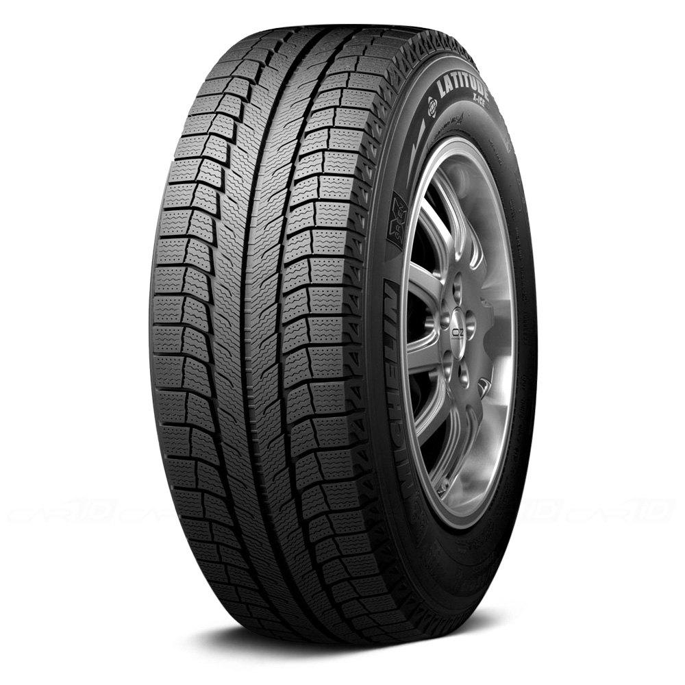 Great Canadian Rv >> P235/55TR18 Michelin Latitude X-ICE XI2 (100T) Tire
