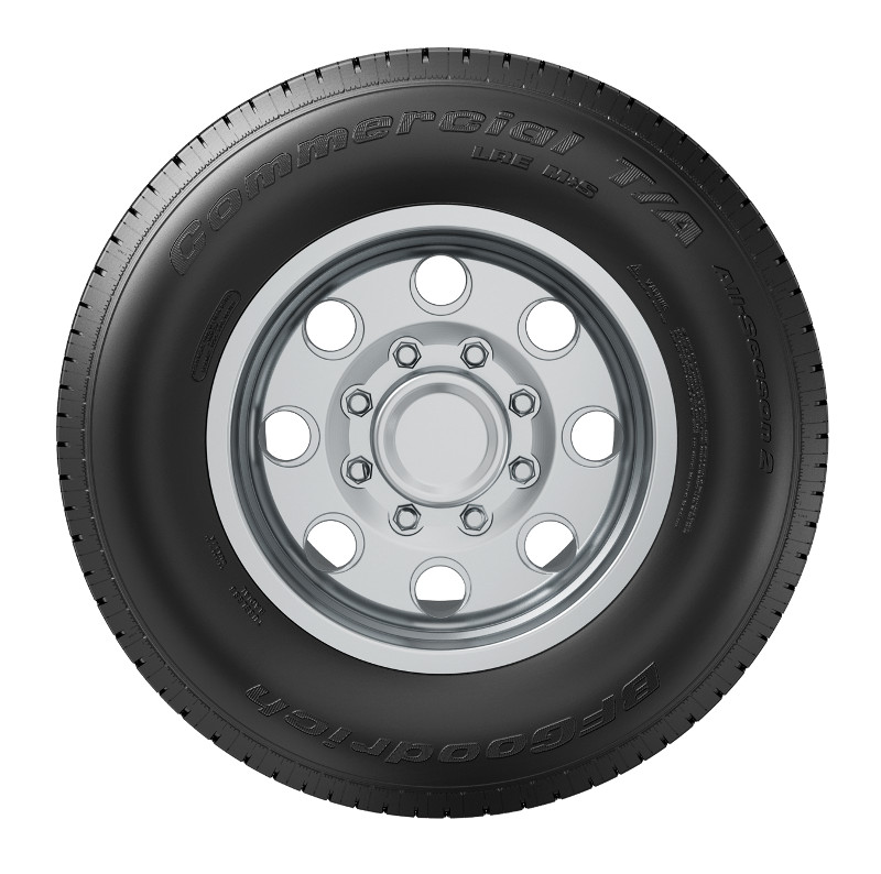 Lt24575r16 bf goodrich commercial ta all season 2 tire 120r bfgoodrich commercial ta all season 2 light truck tire mozeypictures Images