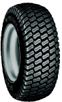 15x6.00-6 BKT LG306 Lawn Tractor Tire (4 Ply)