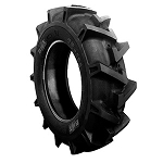 6.00-12 BKT TR-128 Rototiller and Utility Tractor Tire (6 Ply) (TT)
