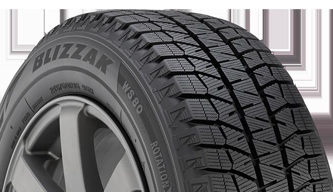 Blizzak Snow Tires >> 235 65r17 Bridgestone Blizzak Ws80 Winter Tire 104h