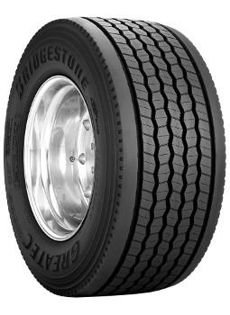 Great Canadian Rv >> 445/50R22.5 Bridgestone Greatec M835 Ecopia Commercial ...
