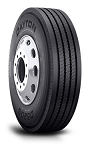 255/70R22.5 Dayton D520S Commercial Truck Tire (16 Ply)