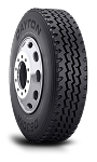 11R24.5 Dayton D630M Commercial Truck Tire (16 Ply)