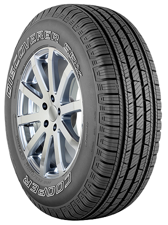275 55r20xl Cooper Discoverer Srx Suv And Light Truck Tire 117h