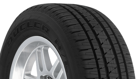 Dueler H L Alenza Plus >> P275/55R20 Bridgestone Dueler H/L Alenza Plus SUV and ...