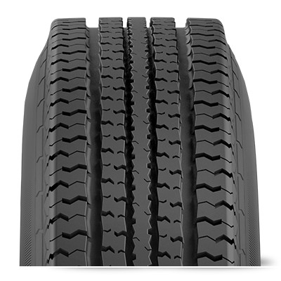 St225 75r15 Duraturn St Radial Trailer Tire Lre