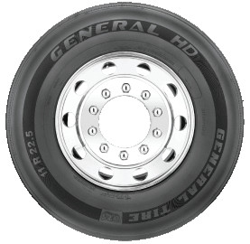 Semi Truck Tires Near Me >> 11r22 5 General Hd Commercial Truck Tire 14 Ply