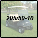 205/50-10 Golf Cart Tires
