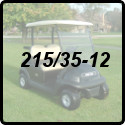 215/35R12 Golf Cart Tires