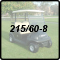 215/60-8 Golf Cart Tires