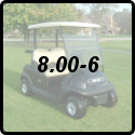 8.00-6 Golf Cart Tires