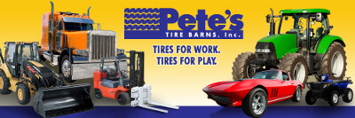 Petes Tire Barns Product Lineup