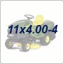 11x4.00-4 Lawn Tractor Tires