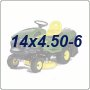 14x4.50-6 Lawn Tractor Tires