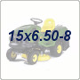 15x6.50-8 Lawn Tractor Tires