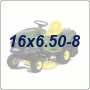 16x6.50-8 Lawn Tractor Tires